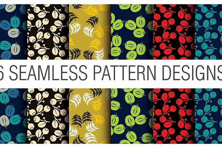Custom Seamless Patterns