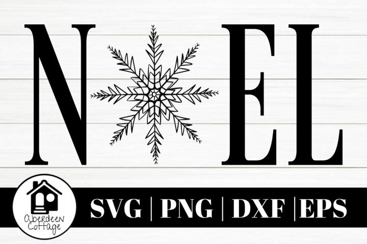 Noel 2 SVG