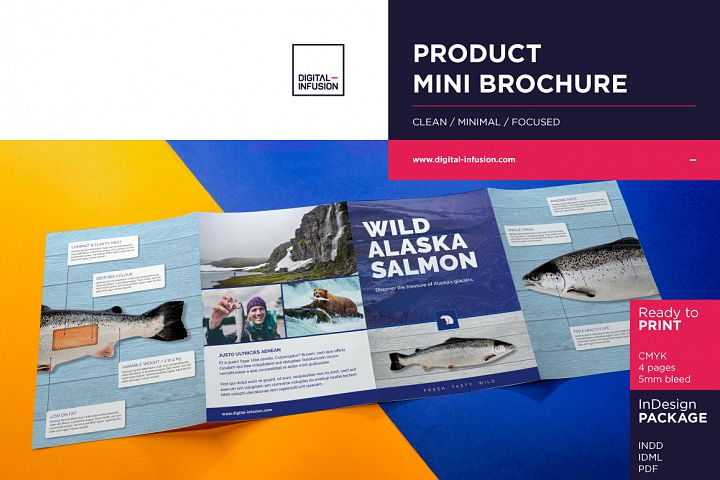 Product Mini Brochure
