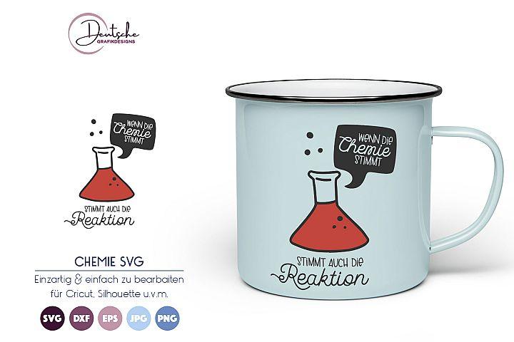 Chemie SVG | Glaskolbe SVG