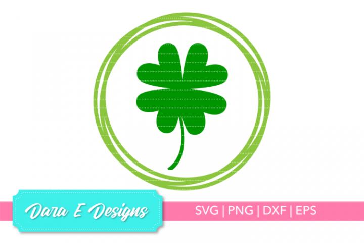 Lucky Clover SVG | St Patricks Day SVG | Luck Shirt Design