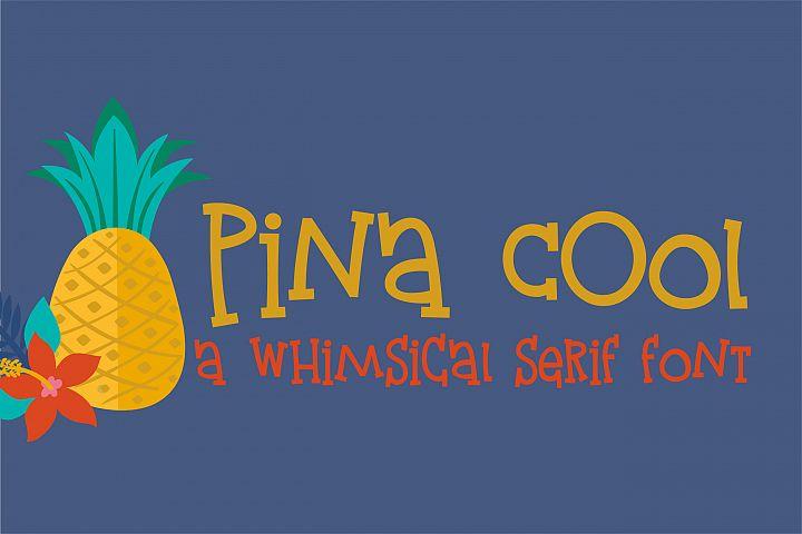 PN Pina Cool