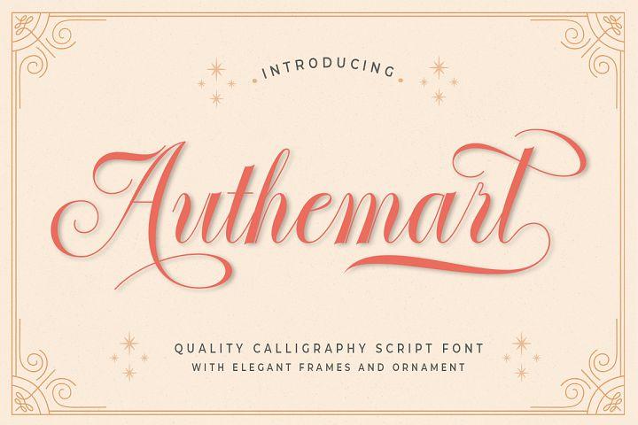 Authemart - Elegant Frames & Ornament