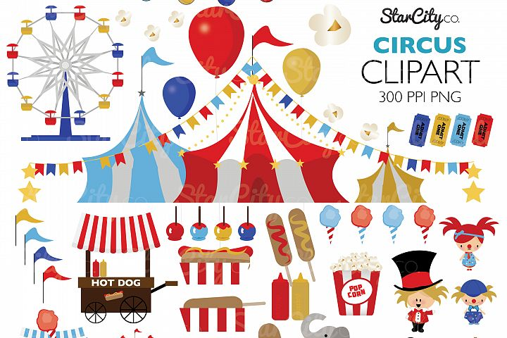 Circus Clip art