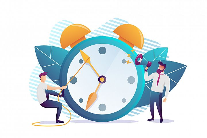 Concept of working time management