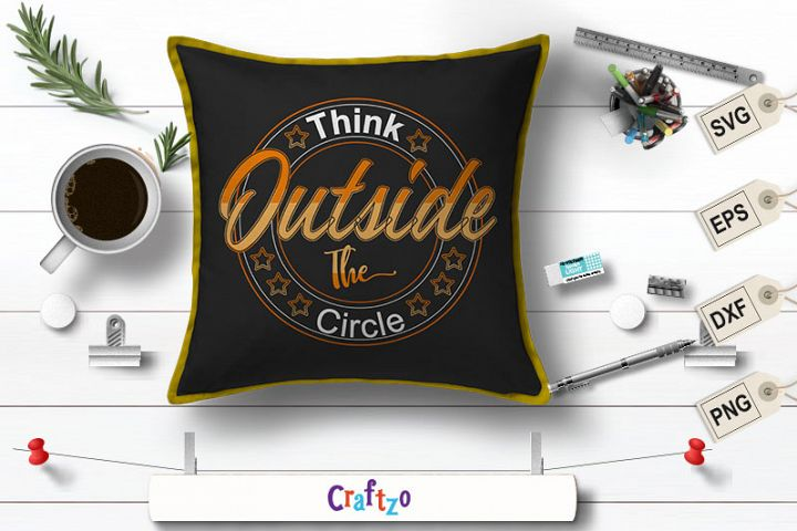 Inspirational SVG design for cricut
