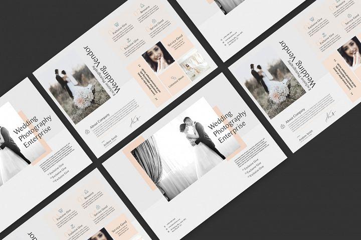 Wedding Photography Brochures