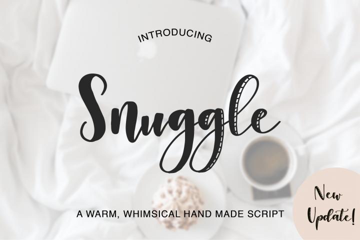 Snuggle Font