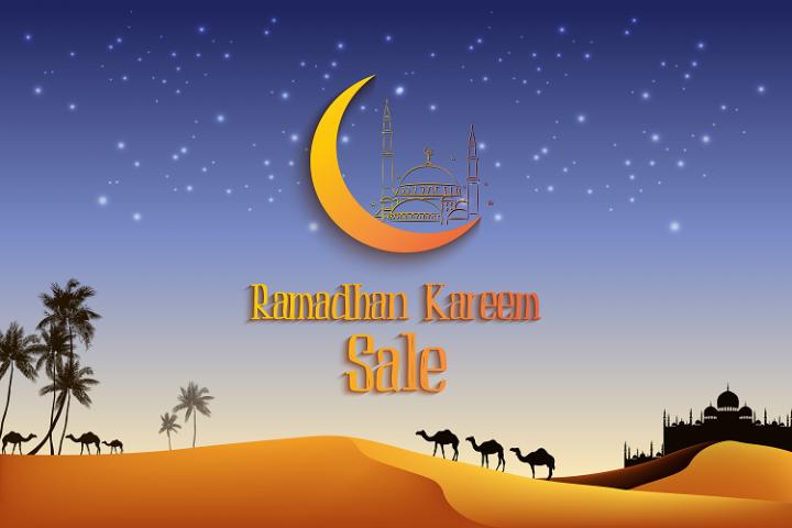 In the night of Ramadan