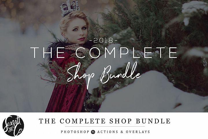 Seasalt & Co. 2018 Complete Shop Bundle