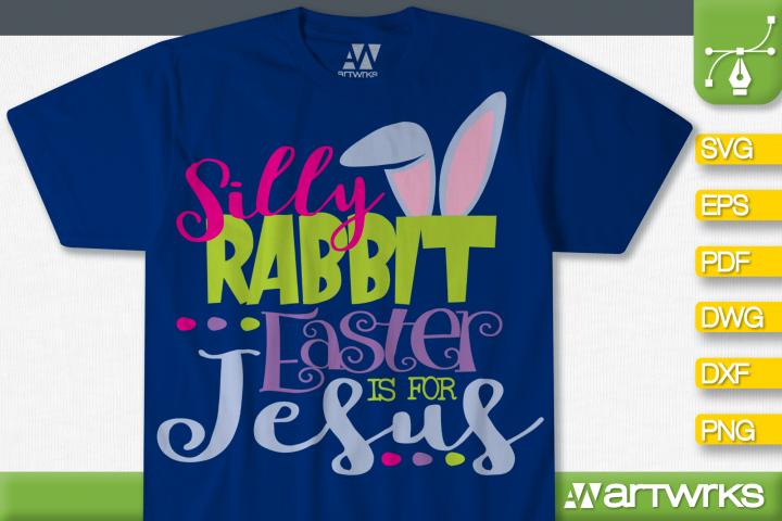 Christian easter SVG files for Cricut | Easter is for jesus