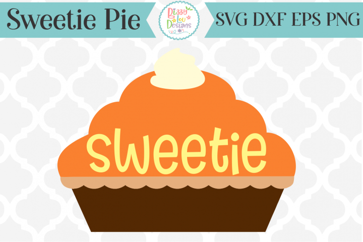 Sweetie Pie SVG - Thanksgiving SVG - Fall SVG - Bundle