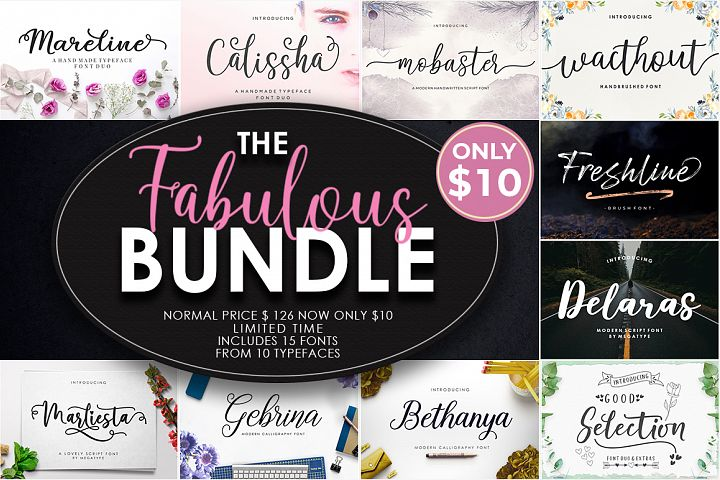 The Fabulous Bundle