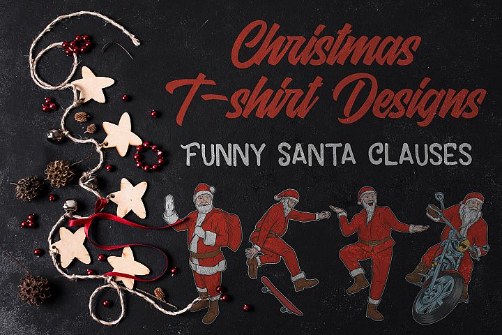 Christmas T-shirt Designs