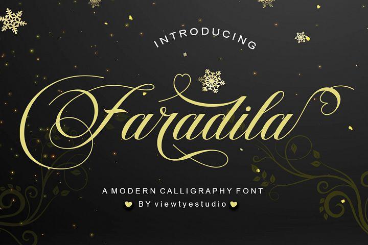 Faradila Script
