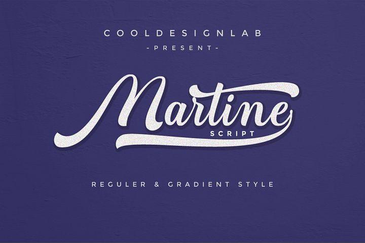 Martine Script
