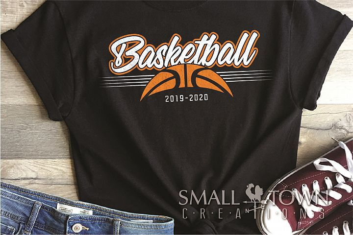 Basketball, Sports ball, sport team logo, PRINT, CUT, DESIGN
