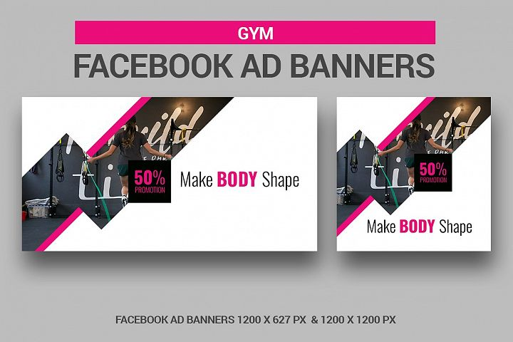 Gym - Facebook Ads