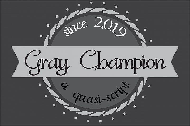 Gray Champion