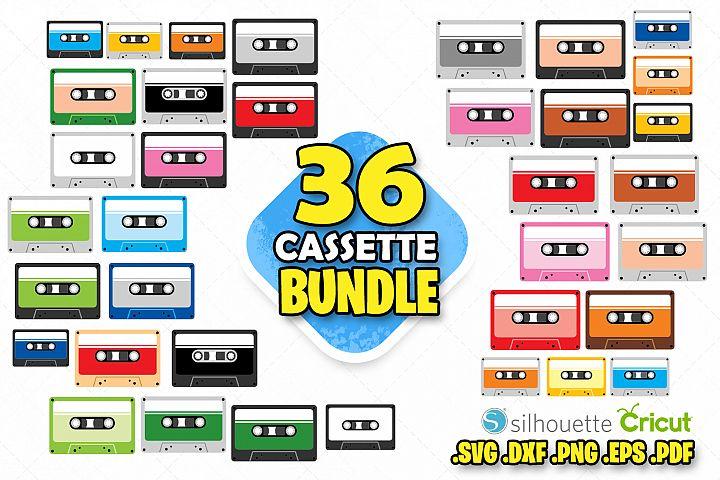 Cassette tape clip art vintage clipart retro cassette tape