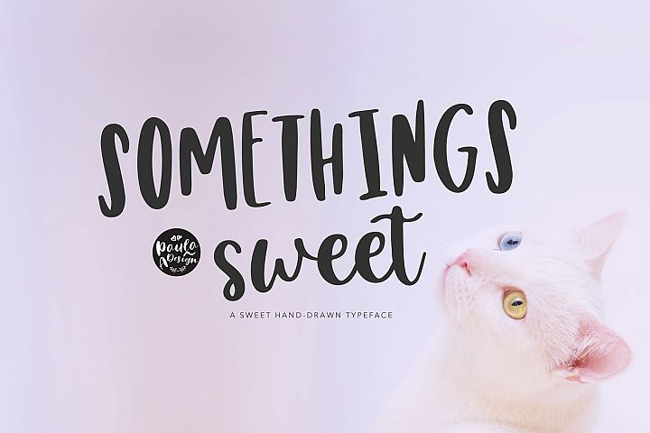Something sweet