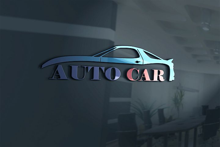 Premium Auto Car Logo Template