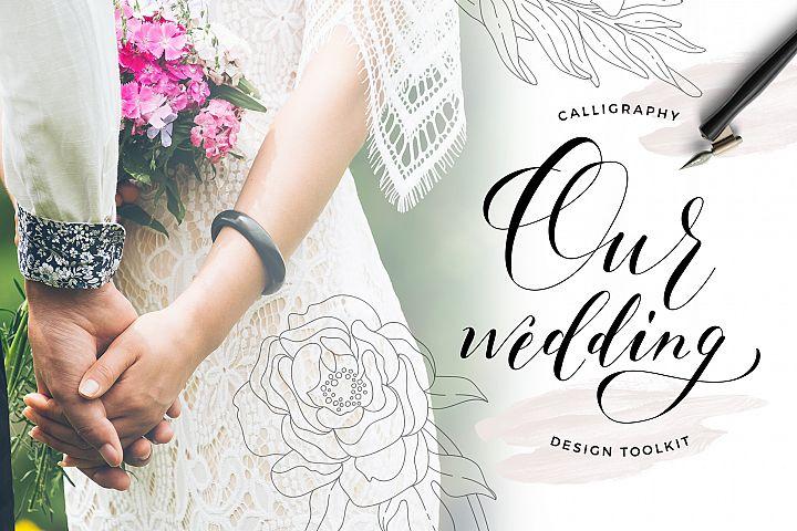 Our wedding - design toolkit