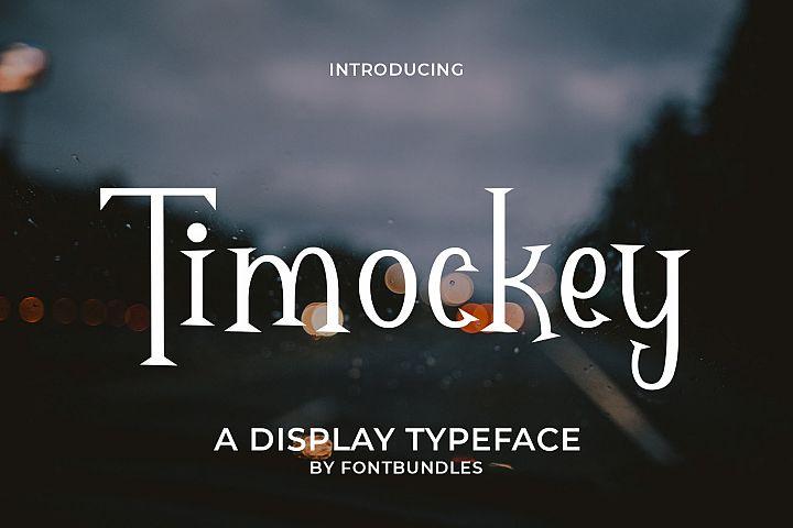 Timockey