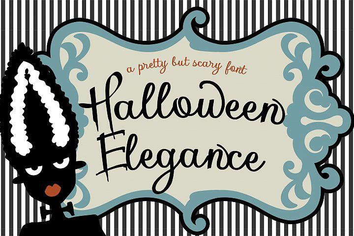 ZP Halloween Elegance