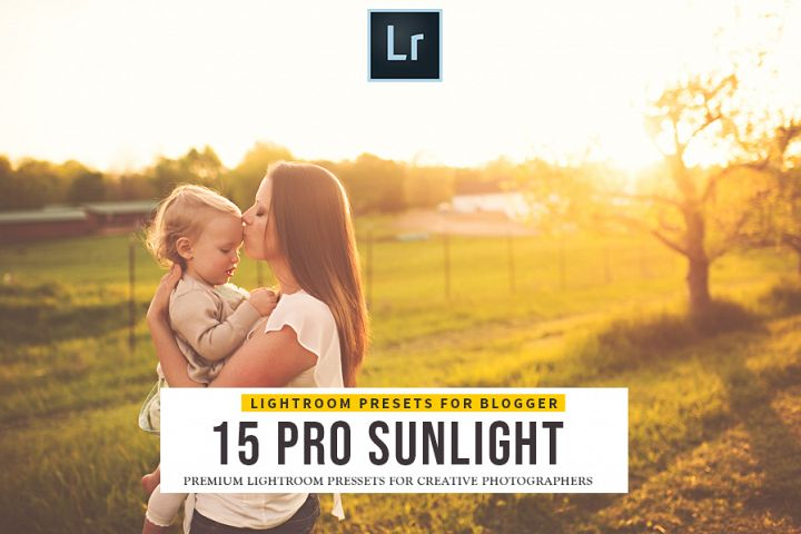 Pro Sunlight Lightroom Presets
