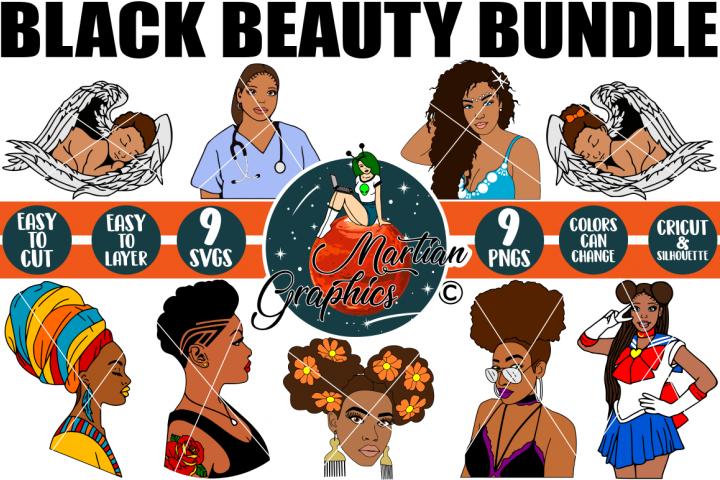 Black Beauty Bundle