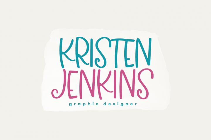 Berry Bliss - A Fun Handwritten Font example image 7