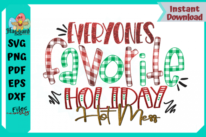Everyones favorite holiday hotmess example image 3