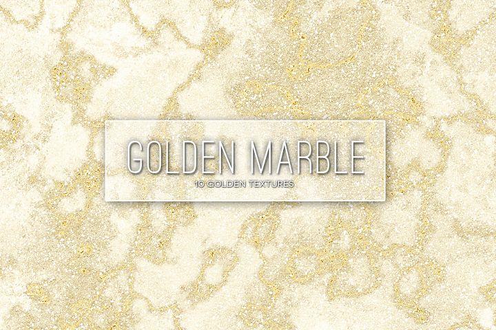 Golden Marble
