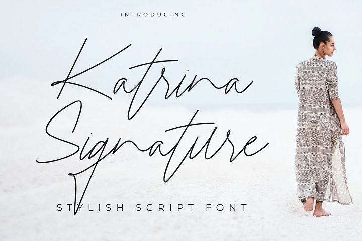 Katrina Signature