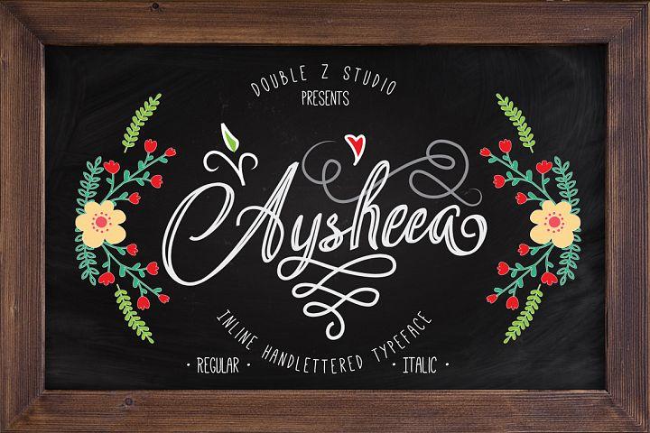 Aysheea - Inline Script