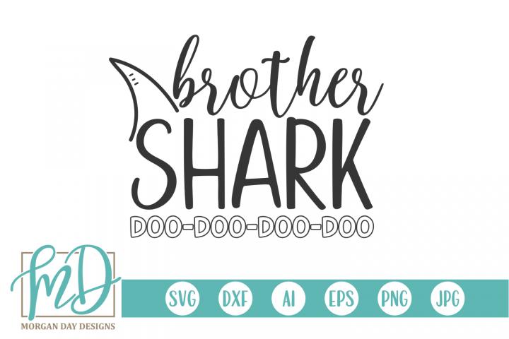 Brother Shark SVG