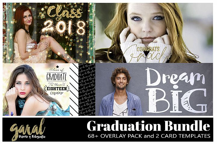 68+ GRADUATION BUNDLE 2018 Graduation Overlays pack, Photoshop Overlay, wordart, confetti overlays, glitter overlays, sparklers, PNGs