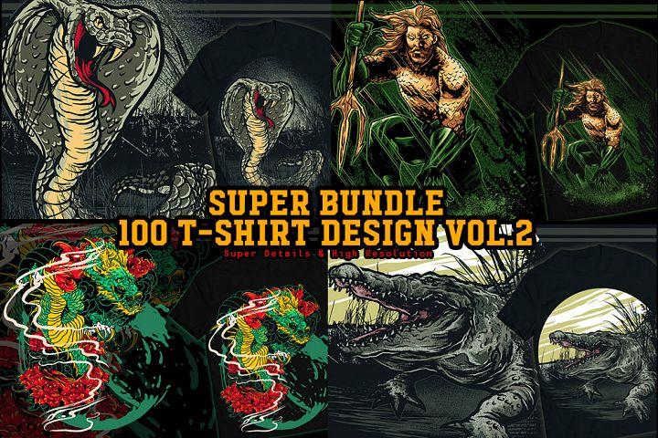 SUPER BUNDLE 100 TS DESIGN VOL.2