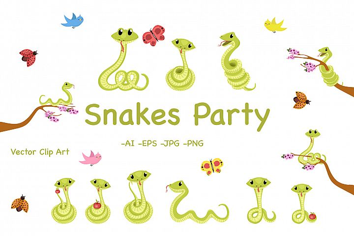Snake Party