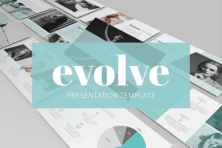 Evolve - Powerpoint Template