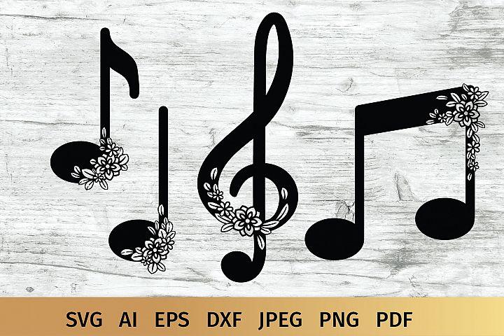 Music Notse svg