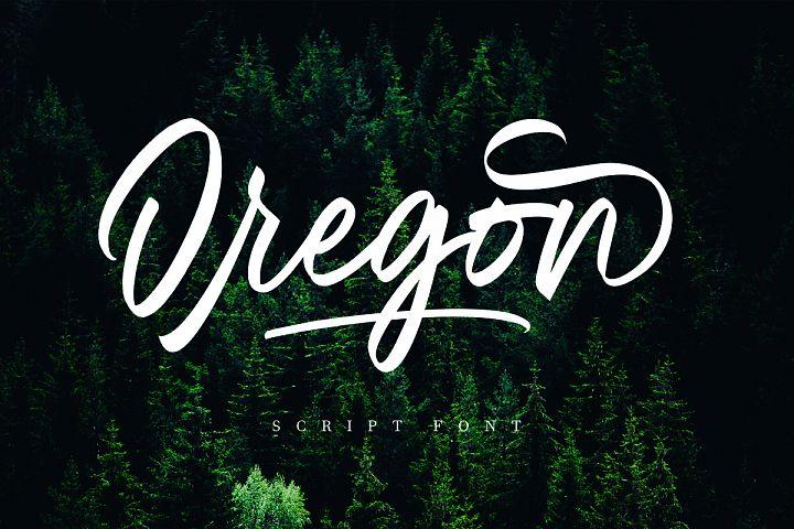 Oregon Script