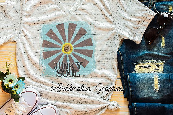 Junky SoUl Sublimation Digital Download