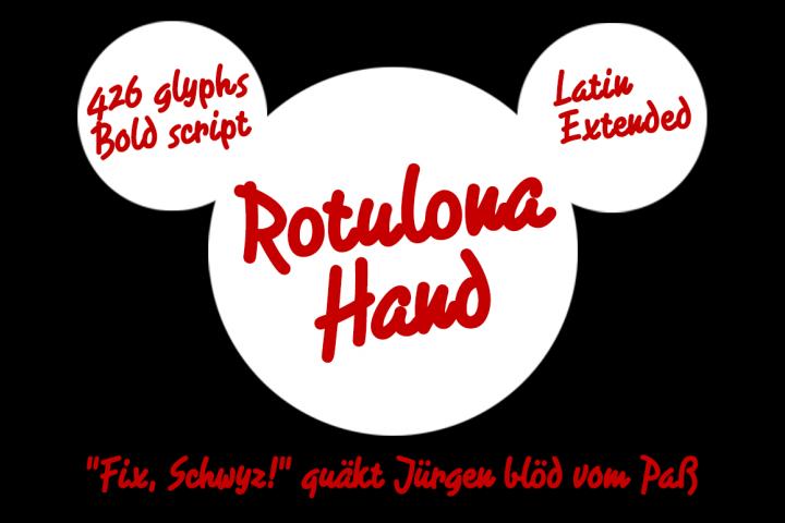 Rotulona Hand