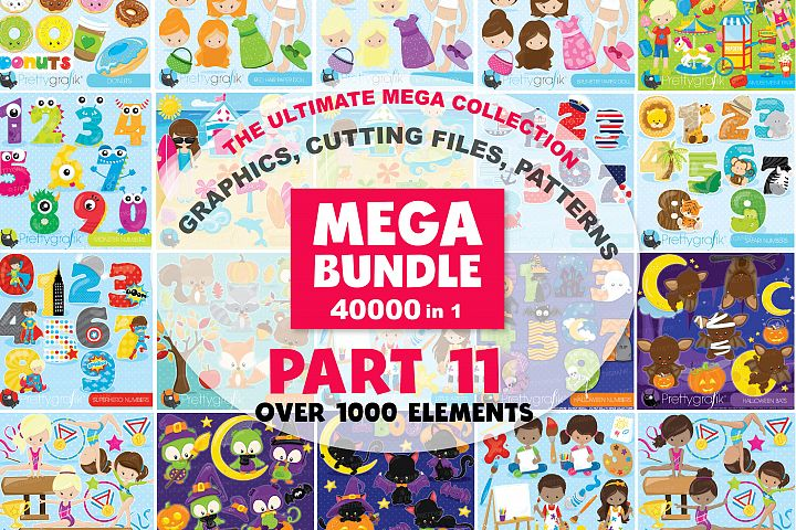 MEGA BUNDLE PART11 - 40000 in 1 Full Collection