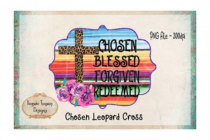 Chosen Leopard Cross