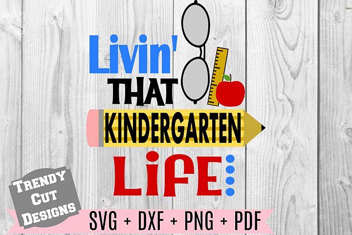 Living that Kindergarten life, Back to School