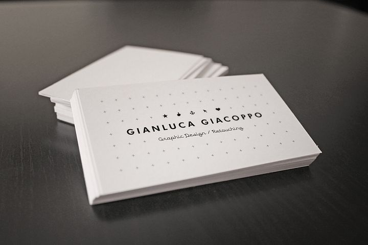 Set of 15 Business Card - Flyer Mock-ups