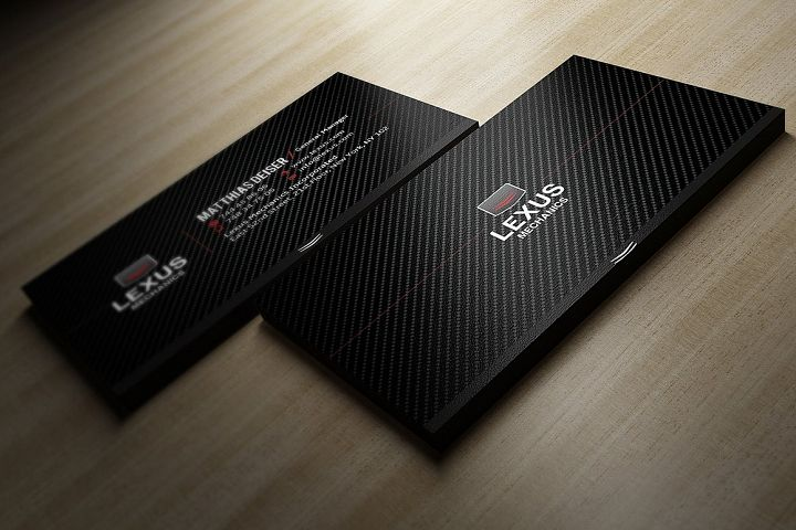 Carbon Business Card
